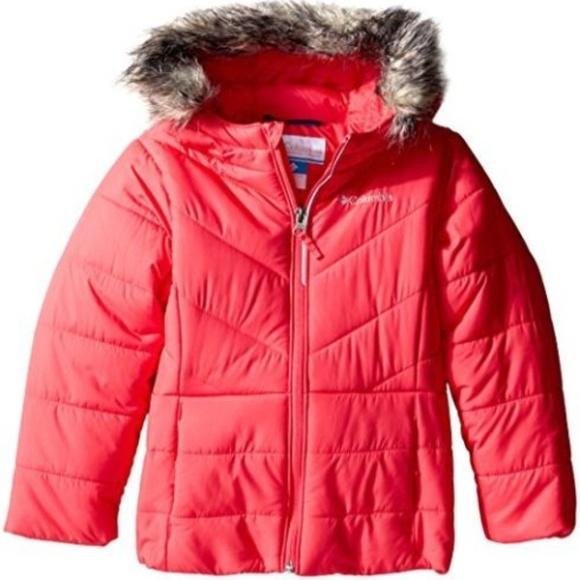 2ad6b466 Columbia Jackets & Coats | Girls Katelyn Crest Jacket Sz M | Poshmark